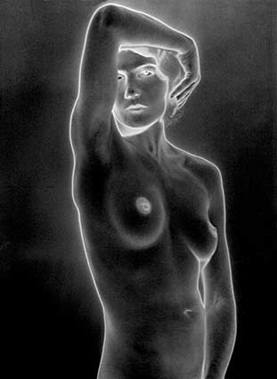 Natacha (alrededor de 1930) de Man Ray