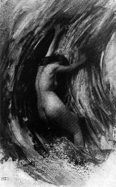 Struggle (1904) de Robert Demachy