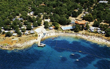 Solaris Naturist Resort, Istria.
